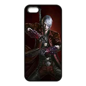 Dante Devil May Cry Game iPhone 4 4s Cell Phone Case Black Gift pjz003_3133754