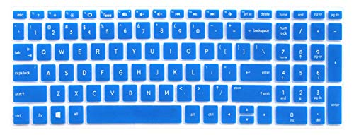 - Ultra Thin Silicone Keyboard Cover for 15.6