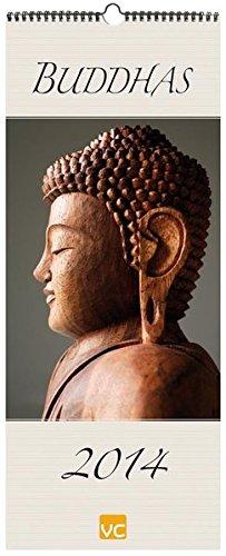 Buddhas 2014 Kalender – 1. August 2013 Vision Creativ Verlag 3935683545 Esoterik Nichtchristliche Religionen