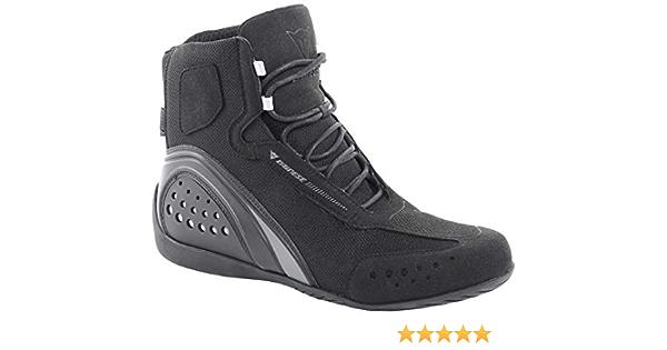 Dainese Zapato Moto Lady motorshoe d-WP JB Waterproof 36 Nero-Nero-Antracite