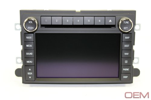 Ford Navigation GPS Navigation Radio Sync F150 F250 F350 Edge Escape Expedition Explorer