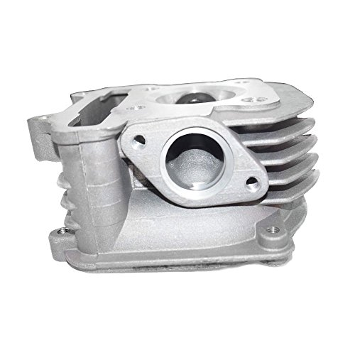 Complete Cylinder Head GY6 150cc (Cylinder Head, Valves, Springs, Seals) by MMG (Image #2)