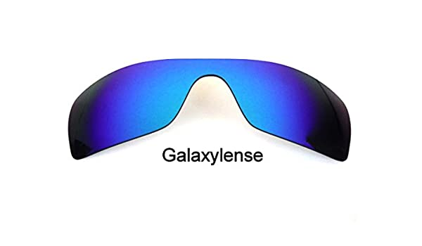 Galaxylense Lentes de reemplazo para Oakley Batwolf Polarizados para hombre o mujer 130x1.5x43 Regular Azul: Amazon.es: Ropa y accesorios