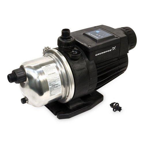 Grundfos MQ3-45 (96860207) Water Pressure Booster Pump, 230V, 1 HP by Grundfos
