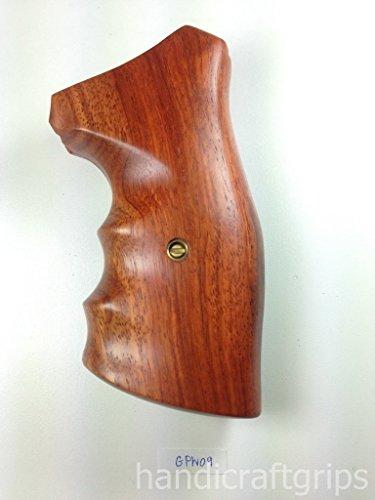 ruger redhawk wood grips - 4