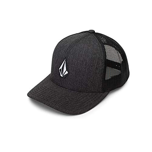 Volcom Men's Full Stone Cheese Hat, Charcoal Heather, One ()