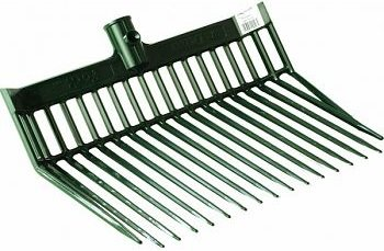 Giant Replacement Little (LITTLE GIANT DuraFork Replacement Fork Head, Green, 13