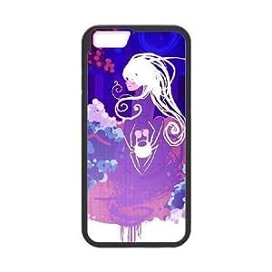 iphone6 4.7 inch Black phone case Purple Night Halloween The best gift DVE3541311
