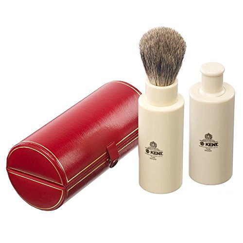 Kent Shave TR Pure Badger Shaving Brush by Kent