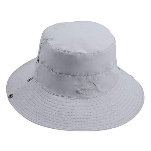 1c55c8d69b342 Jungle Camo Boonie Sun Hat Snap Wide Brim Caps Outdoor Fishing Hunting  Safari Cap