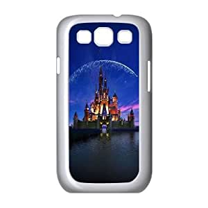 Samsung Galaxy S3 9300 Cell Phone Case White ac76 disney castle artwork illust sky Itwdi