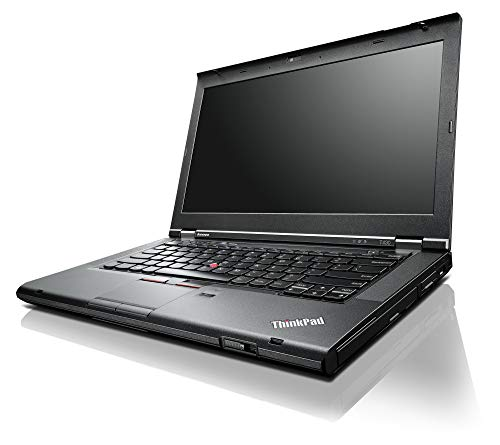 "Lenovo Thinkpad T430 Business Laptop computer Intel i5-3320m up tp 3.3GHz, 8GB DDR3, 128GB SSD, 14"" HD LED-backlit display, DVD, WiFi, USB 3.0, Windows 10 Pro (Certified Refurbished)"