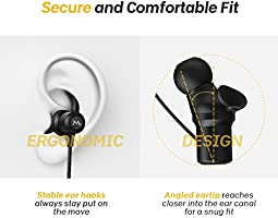 Mpow S6 Auriculares Bluetooth, Auriculares inalámbricos magnéticos ...