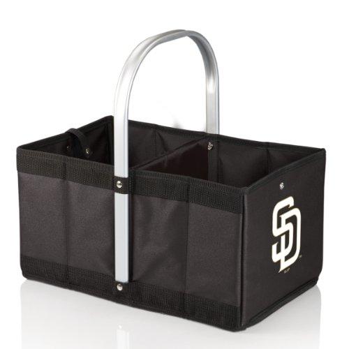 MLB San Diego Padres Urban Market Basket, Black