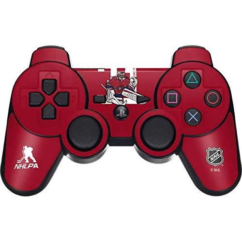 Skinit Decal Gaming Skin for PS3 Dual Shock Wireless Controller - Officially Licensed NHL Players Carey Price #31 Action Sketch Design