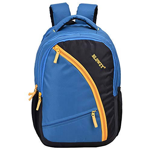 Blowzy Casual Backpack Polyester 30 LTR School Bag  Sky Blue