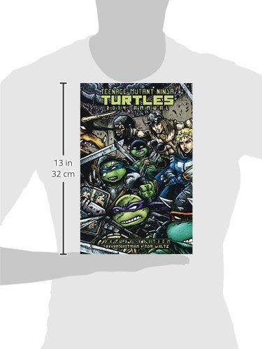 Teenage Mutant Ninja Turtles 2014 Annual Deluxe Edition