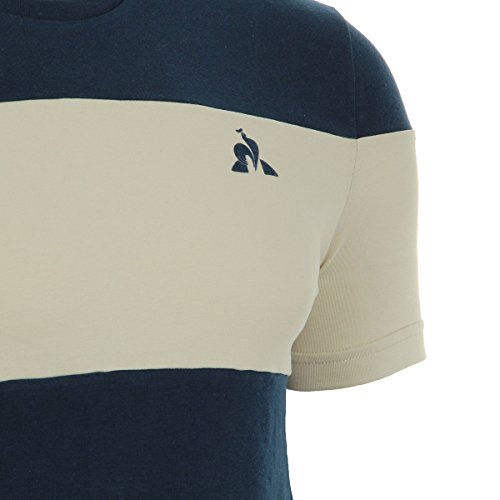 Le Coq Sportif saison N2 Tee Ss Dress Blues – M