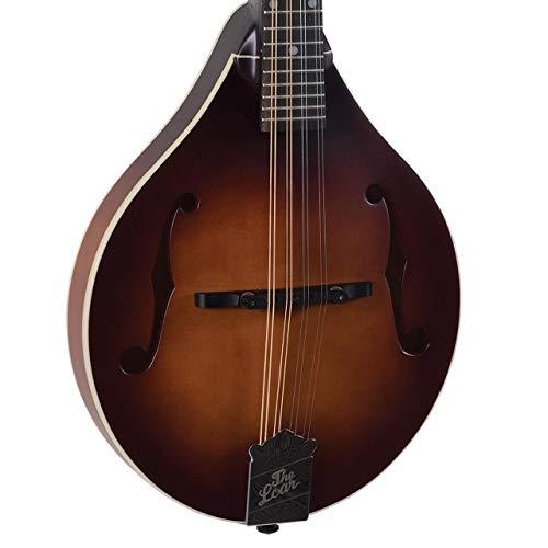 The Loar LM-110E-BRB Honey Creek A-Style Acoustic-Electric Mandolin w/Fishman Nashville Pickup ()
