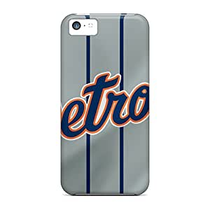 StaceyBudden Iphone 5c Hybrid Cases Covers Bumper Detroit Tigers