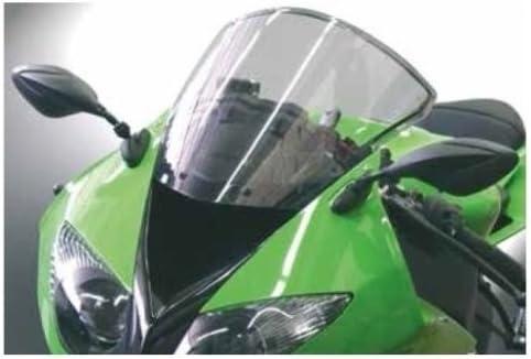 R/étroviseurs de car/énage pour moto Paire R/étroviseur faire Noir pour Aprilia RS4/50/2011/ /2018