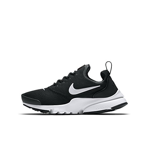 de5684598bcc Galleon - Boys  Nike Presto Fly (GS) Shoe Black  White 4Y
