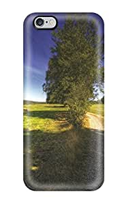 High Quality Loveheart Country Road Skin Case Cover Specially Designed For Iphone - 6 Plus
