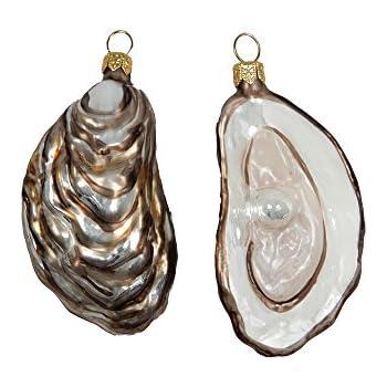 Amazon.com: Oyster on Half Shell with Pearl Food Polish ...
