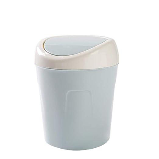 Yiylia La Papelera de plástico de la Mesa agita la Sala de té Mesa ...