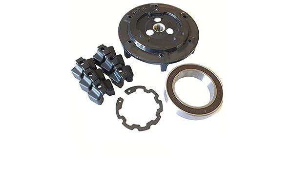 BEARING Snap Ring KIT for DENSO BMW 3 series E90 5 Series E60 Z4 AC Compressor Clutch HUB
