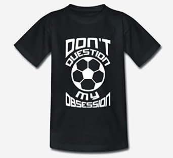 Black Round Neck T-Shirt For Unisex