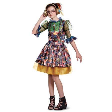 3 Wishes Costumes (Disney Descendants 2 Girls Dizzy Classic Costume Size Small)