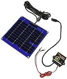 Pulsetech SolarPulse 5WT Maintainer, Black/Blue
