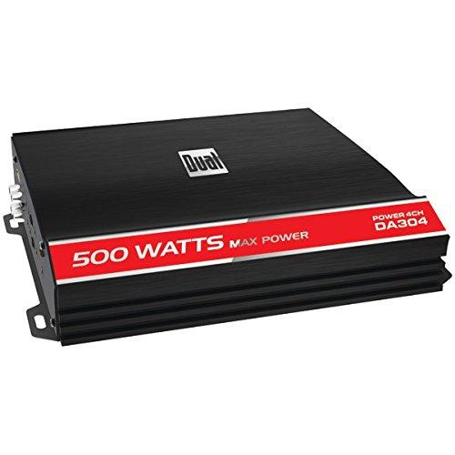 Dual DA304 40 Watts 4 Channel Amplifier