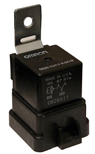 Omron Relay G8JN-1C6T-F-R-DC12 12VDC 30 AMP Made in USA