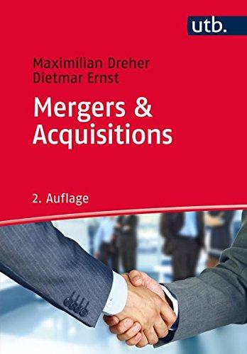 Mergers And Acquisitions  Grundlagen Und Verkaufsprozess Mittlerer Und Großer Unternehmen