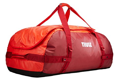 Thule Chasm Bag, Red Feather/Orange, 70 L