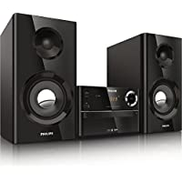 Philips BTM2180 - Micro Music System W/ Bluetooth (Certified Refurbished)