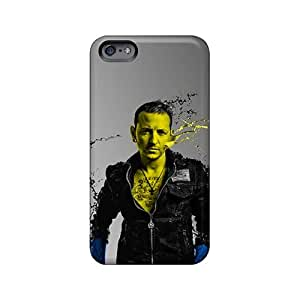 Bumper Cell-phone Hard Cover For Iphone 6plus (sCk13301Kpmp) Allow Personal Design Nice Linkin Park Pictures