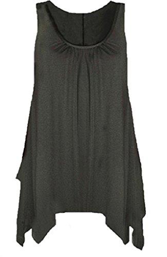 empire Chemisier Noir Taille Noir Boutique Femme Uf6g0x