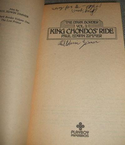 King Chondos' ride