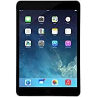 Apple iPad mini MD529LL/A Wi-Fi 32GB Tablet, Black (Certified Refurbished)