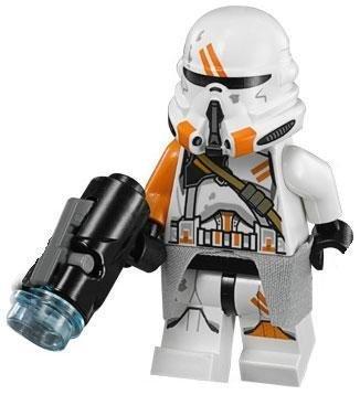 Star Wars LEGO Utapau Airborne Clone Trooper Minifigure [Loose] (Star Wars Lego Utapau Troopers)