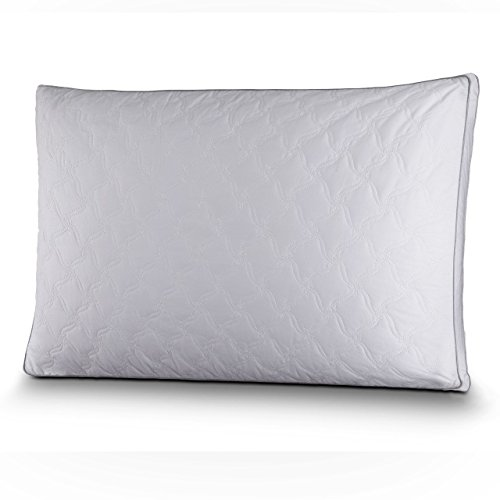 Bed Pillow, Binma Hypoallergenic Bedding Pillow, Anti-Mite Silk Cotton