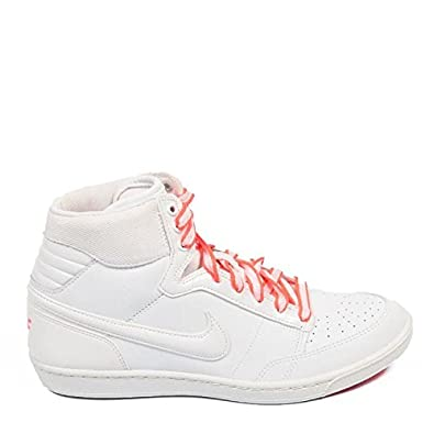 buy online 09297 fc0c3 NIKE Sneaker Damenschuh Double Team LT HI 432164 109, Weiß, 37.5