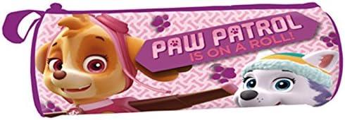 Paw Patrol - Estuche escolar cilíndrico Skye pat patrulla: Amazon.es: Oficina y papelería