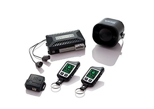 2-Wege FM zu FM LCD Auto Alarm Fernbedienung Engine Starter Zentralverriegelung Ultraschall Commercial Electronics Co Ltd