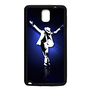 Let's Have Fun Together Favorite Dance Michael Jackson Samsung Galaxy note 3 Case Cover (Laser Technology)