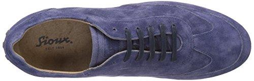 Sioux Deno Herren Sneakers Blau (Jeans)