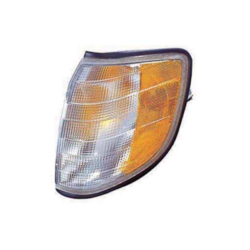 HEADLIGHTSDEPOT Signal Light Compatible with Mercedes-Benz S320 S420 S500 S600 Front Left Driver Side Signal Light